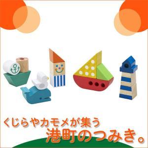 つみコレシリーズ Marine park マリンパーク 4941746806289(ベビー用積み木、ブロック) 知育玩具|sun-wa