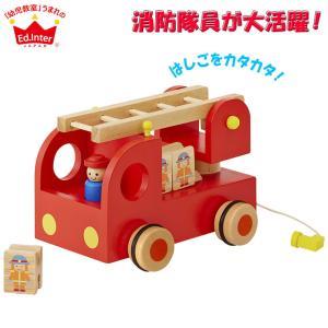 ED Inter カタカタ森の消防隊 4941746810385 知育玩具|sun-wa