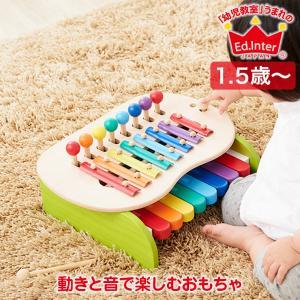 エド・インター 森のメロディメーカー 4941746813010 知育玩具|sun-wa
