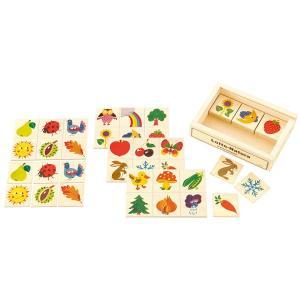 アトリエフィッシャー パズル ロト・ナチュラル AF8008 知育玩具|sun-wa