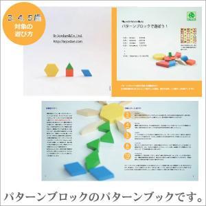 アントン・シーマー パターンブロックのパターンブック AS7001-4 知育玩具|sun-wa