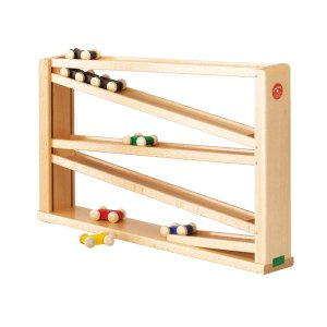 クネクネバーン大 ベック BE20007(知育玩具) 車 木のおもちゃ 知育 木製 ドイツ製 誕生日プレゼント 3歳 4歳 5歳 出産祝い 女の子 男の子|sun-wa