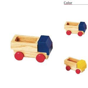 【7/21までポイント最大24倍!】ベック BE-トラック BE30011B(ベビー用積み木、ブロック) 知育玩具|sun-wa