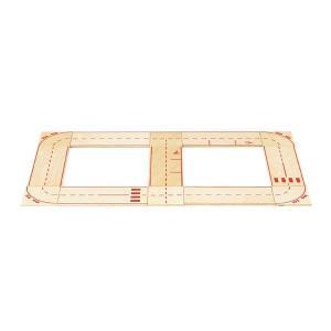 ベック ロードセット 道路セット BE30042 知育玩具|sun-wa