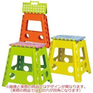 クラフタースツール (折り畳み式踏み台) Lサイズ BLC-312|sun-wa