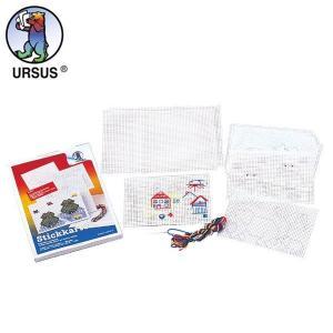 ブントパピア BUステッチセット・2000 BU15260000 知育玩具|sun-wa
