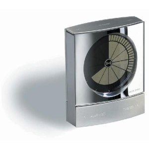 ヤコブ・イェンセン タイマー・クロック BX115S シルバー 鏡面仕上げ BX115S-A|sun-wa