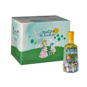 最高級オリーブオイル エキストラヴァージン Casitas de Hualdo カシータス・デ・ウアルド 250ml|sun-wa|03