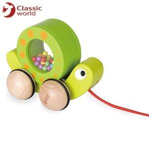 CLASSIC WORLD クラシック ローリングスネイル CL3311 知育玩具|sun-wa