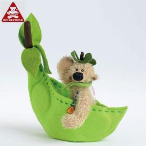 クレメンスベア・ビーン CL35013(ぬいぐるみ、人形) 知育玩具|sun-wa