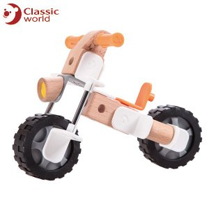 CLASSIC WORLD クラシック ビルダーセット モーターサイクル CL3902 知育玩具 sun-wa