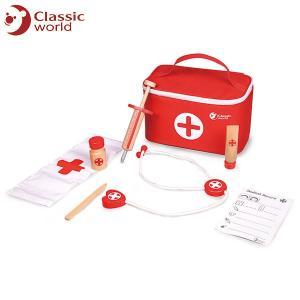 CLASSIC WORLD クラシック ドクターケース CL4161 知育玩具|sun-wa