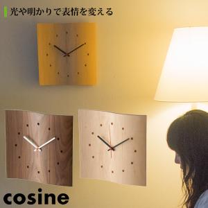 コサイン マイン掛け時計 CW-17CM|sun-wa