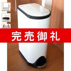 【展示品処分】旧商品 simplehuman バタフライカン 30L ホワイト CW1432|sun-wa