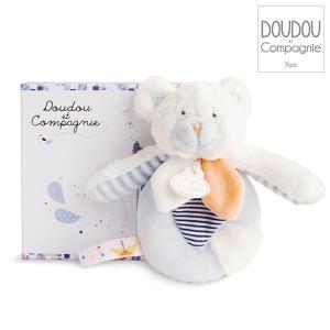 DouDou ドゥドゥー ベアーラトル DC2960 知育玩具 ぬいぐるみ|sun-wa