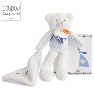 DouDou ドゥドゥー ベアーウィズドゥドゥー DC2961 知育玩具 ぬいぐるみ|sun-wa