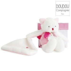 DouDou ドゥドゥー キャットウィズドゥドゥー DC2966 知育玩具 ぬいぐるみ|sun-wa
