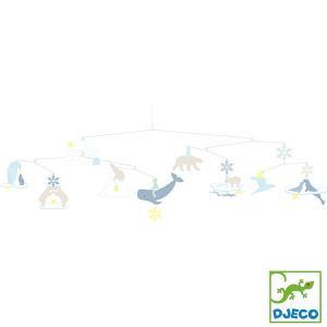 DJECO ジェコ モビール ポーラーベアーズ DD04323 知育玩具|sun-wa