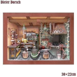 Dieter Dorsch ディータードルシュ 壁掛け・鍛冶屋 DD8705 知育玩具|sun-wa
