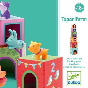 DJECO ジェコ タパニファーム DJ09108 知育玩具|sun-wa