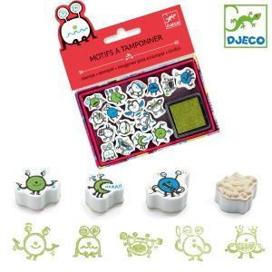 DJECO ジェコ スタンプ エモシコン DJ09788 知育玩具の商品画像|ナビ