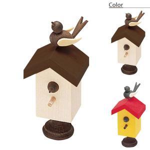 ドレクセル バードコール・鳥小屋 DR742 DR742-3(インテリア小物) 知育玩具|sun-wa
