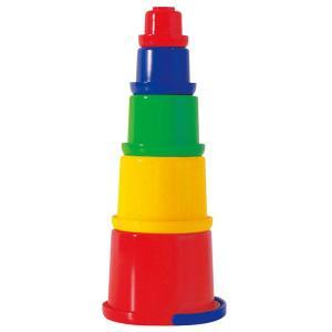 【9/16-21はポイント最大17倍!】フックス フックス・スタックバケツ・小 FU3502(水遊び) 知育玩具|sun-wa