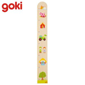 Gollnest&Kiesel ゴルネスト&キーゼル 身長計 ファーム G60753 知育玩具|sun-wa