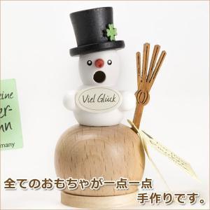 ミニ煙出し人形・雪だるま GE10005 知育玩具|sun-wa