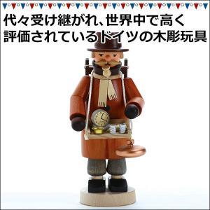 煙出し人形・時計職人 GE146-1292(置物・オブジェ) 知育玩具|sun-wa
