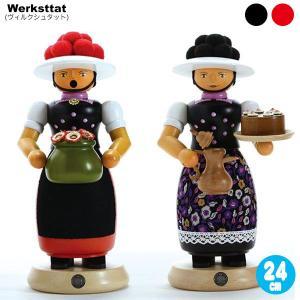 煙出し人形・ボレン帽子の女の子 GE1664(置物・オブジェ) 知育玩具|sun-wa