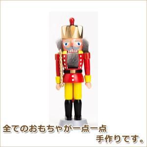 くるみ割り人形・王様 GE24-02 知育玩具|sun-wa