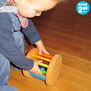 グリムス 虹のドラムロール GM08503 知育玩具|sun-wa