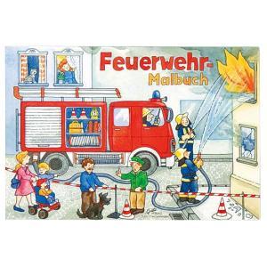 グラーツ 消防車 GVMAL534(紙芝居、ぬりえ) 知育玩具|sun-wa