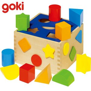 Gollnest&Kiesel ゴルネスト&キーゼル ソートボックス GWM254 知育玩具|sun-wa