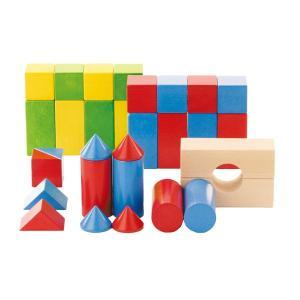 ハバ HAブロックス・カラー HA1076(ベビー用積み木、ブロック) 知育玩具 sun-wa