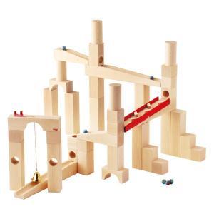 組立てクーゲルバーン HABA ハバ HA1136 ベビー 積み木 木のおもちゃ 知育玩具 1歳 2歳 3歳 組み立て クーゲルバーン 出産祝い 誕生日プレゼント|sun-wa