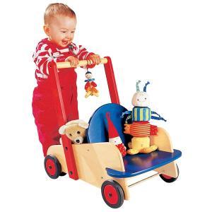 ハバ ウォーカーワゴン HA1646(手押し車、カタカタ) 知育玩具|sun-wa|02