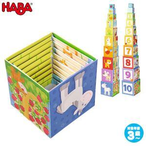 HABA ハバ スタックキューブ・ラプンチェル HA302030|sun-wa