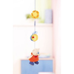 ハバ モビール・くまのベン HA3736(知育玩具)|sun-wa