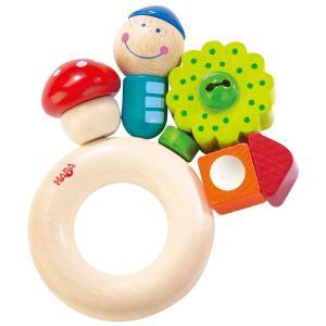 ハバ ラトル・ピクシー HA3793(がらがら、ラトル) 知育玩具|sun-wa