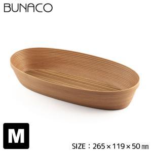 ブナコ メイクボックス コスメティックボックス oval M IB-C622|sun-wa