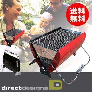 バーベキューグリル 折り畳み コンパクト コンロ BBQ  アイロダ アイグリル 10 ブラック iG10-B ``|sun-wa