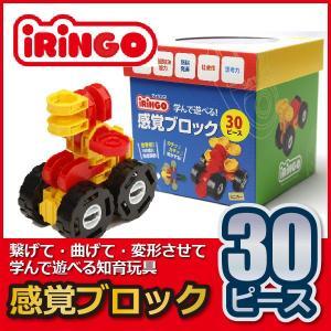 知育玩具 感覚ブロック アイリンゴ 30ピース IR-30N sun-wa
