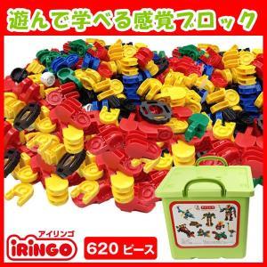 知育玩具 感覚ブロック アイリンゴ620ピース IR-620|sun-wa