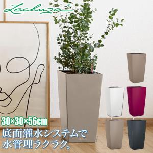 レチューザ プランター コラム30 LE-8030W|sun-wa
