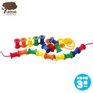 レシオ 糸まき LE2060(知育玩具)|sun-wa