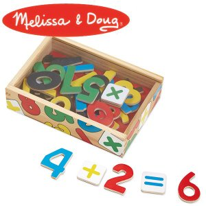 Melissa&Doug メリッサ&ダグ ナンバーズマグネット MD0449 知育玩具|sun-wa