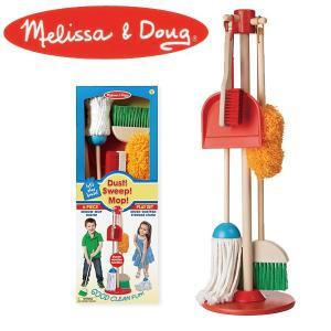 Melissa&Doug メリッサ&ダグ お掃除道具セット MD8600 知育玩具|sun-wa