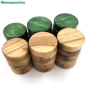 Manopoulos モノプロス オリーブチェッカー・グリーン MNPB2G 知育玩具|sun-wa